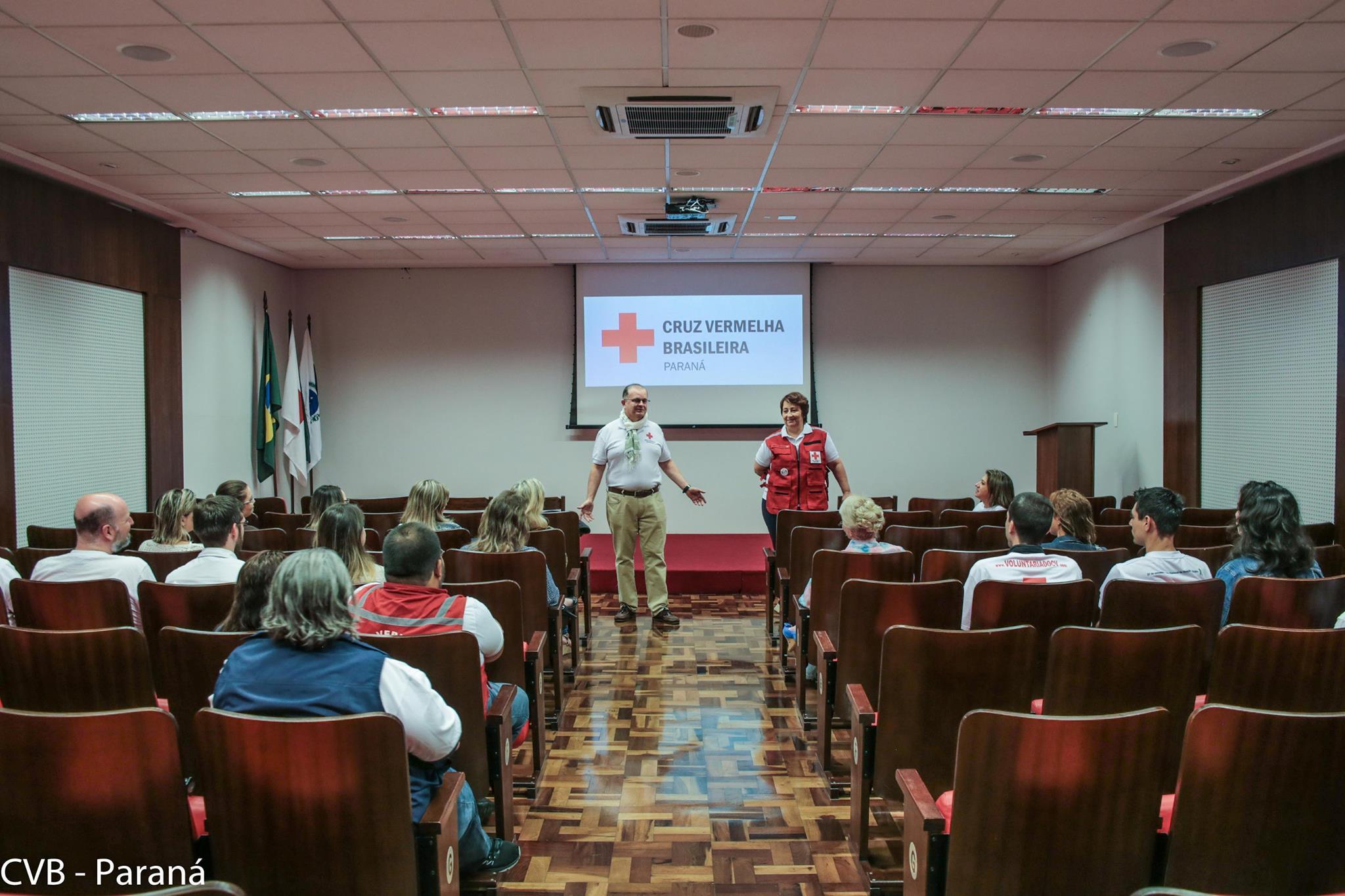 Filial Parana recebe representantes da CVB (2)
