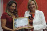 Cruz Vermelha Brasileira homenageia bisneta de seu fundador (1)
