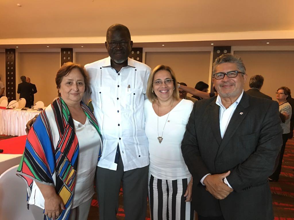 Rosely Sampaio representa Brasil no centenário da Cruz Vermelha do Panamá (1)