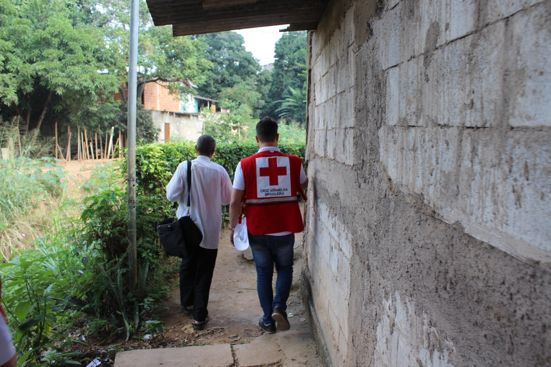 Cruz Vermelha Brasileira chega à segunda cidade de M (1)