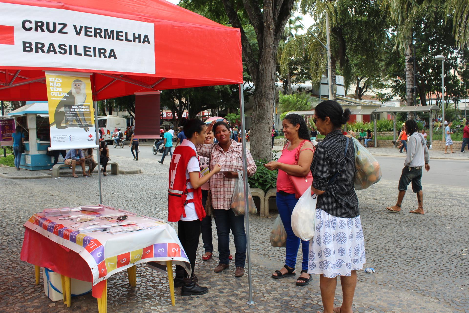 Cruz Vermelha Brasileira chega à segunda cidade de M (2)