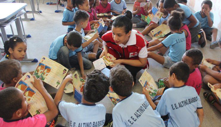 Cruz Vermelha Brasileira chega à segunda cidade de M (3)