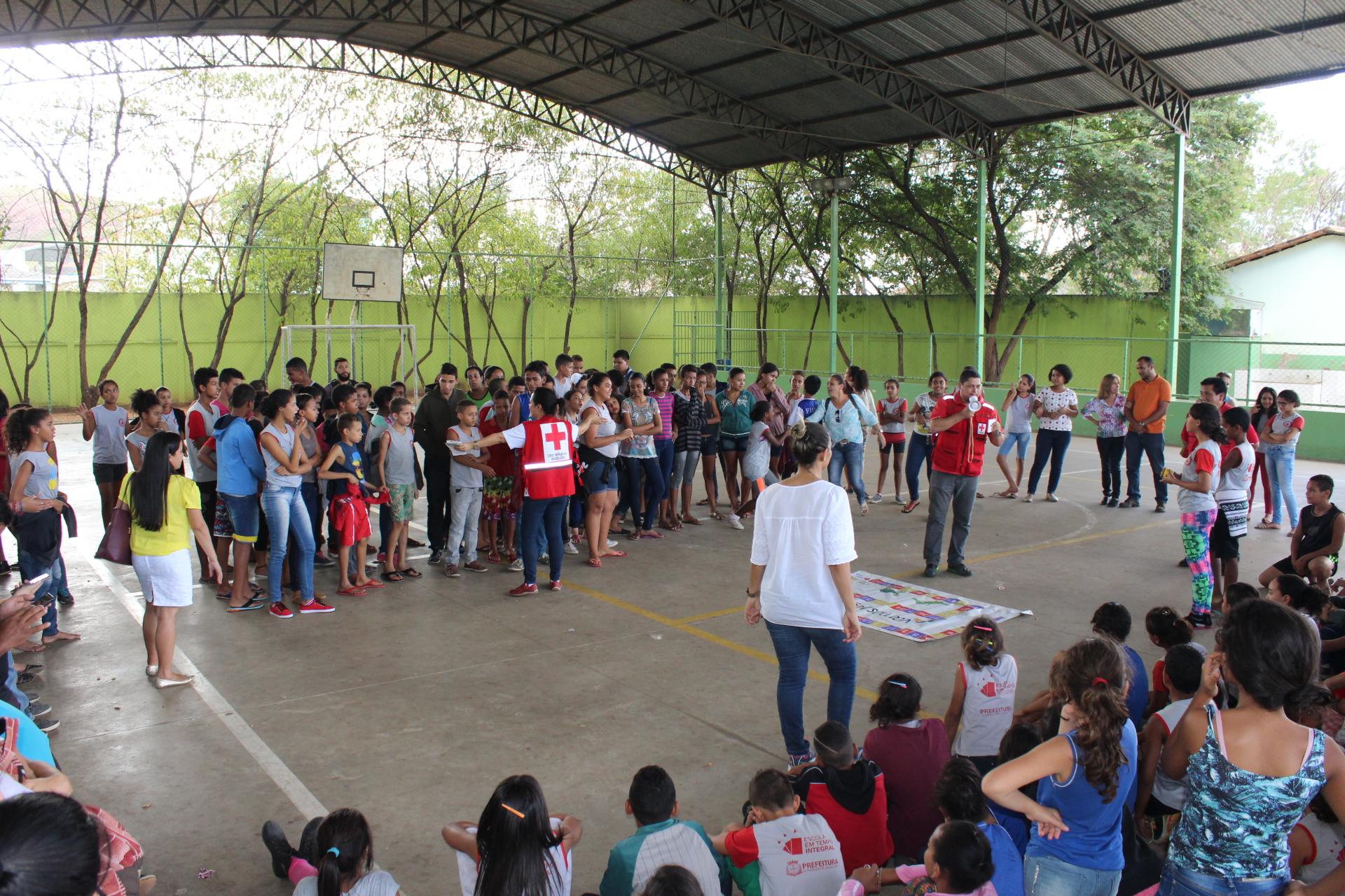 Cruz Vermelha Brasileira e Prefeitura de Governador Valadares no combate a febre amarela (3)