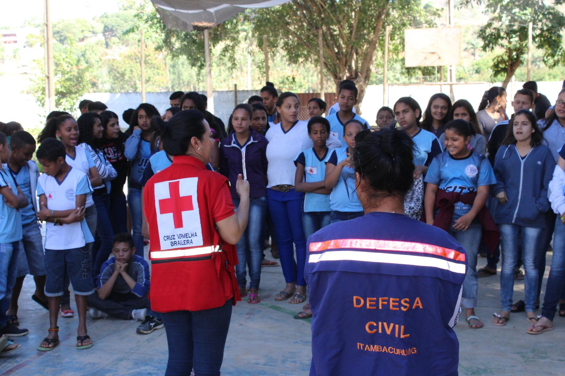 Cruz Vermelha Brasileira finaliza ação contra Febre Amarela no Vale do Mucuri (1)