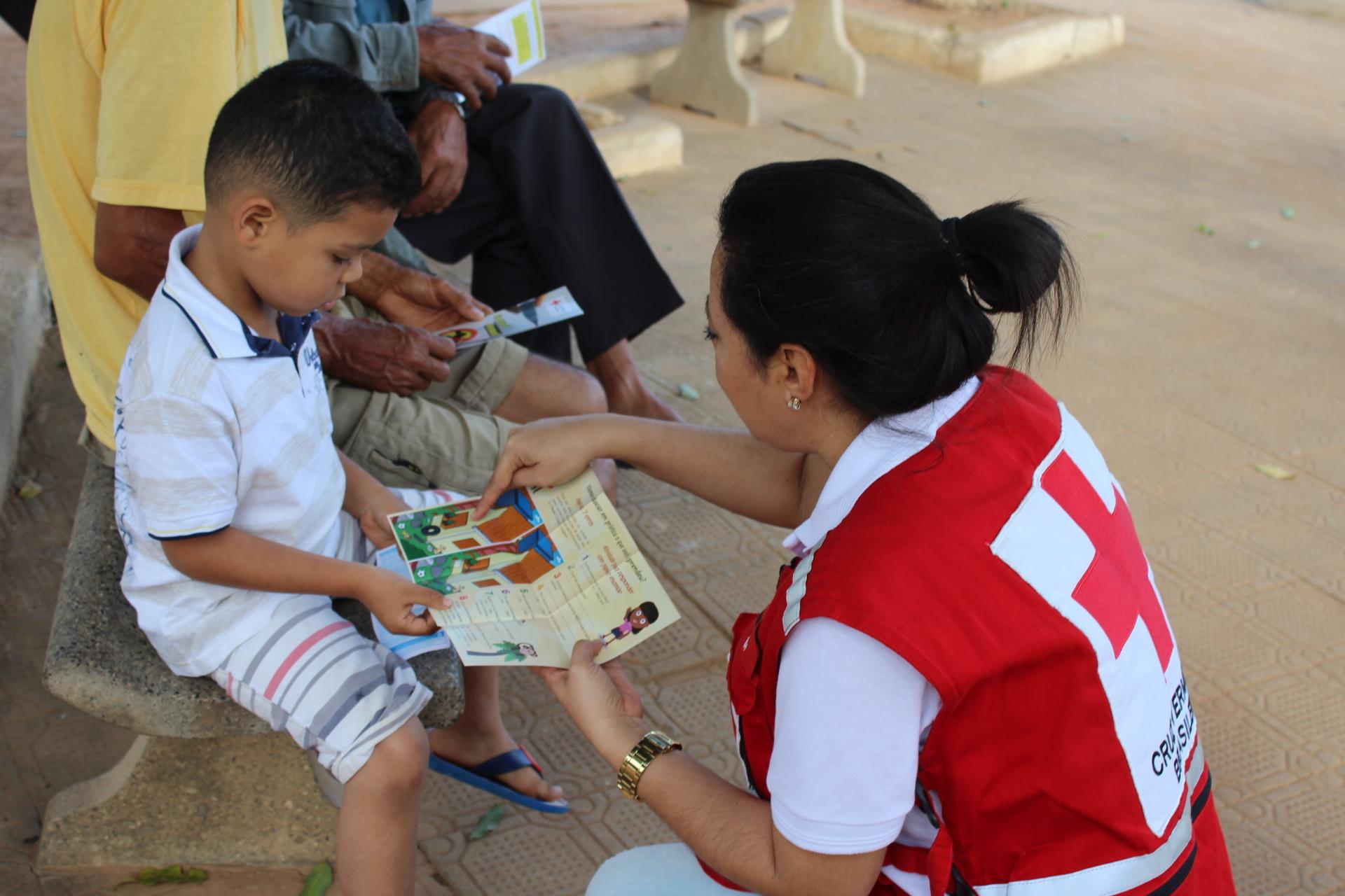 Cruz Vermelha Brasileira finaliza ação contra Febre Amarela no Vale do Mucuri (7)