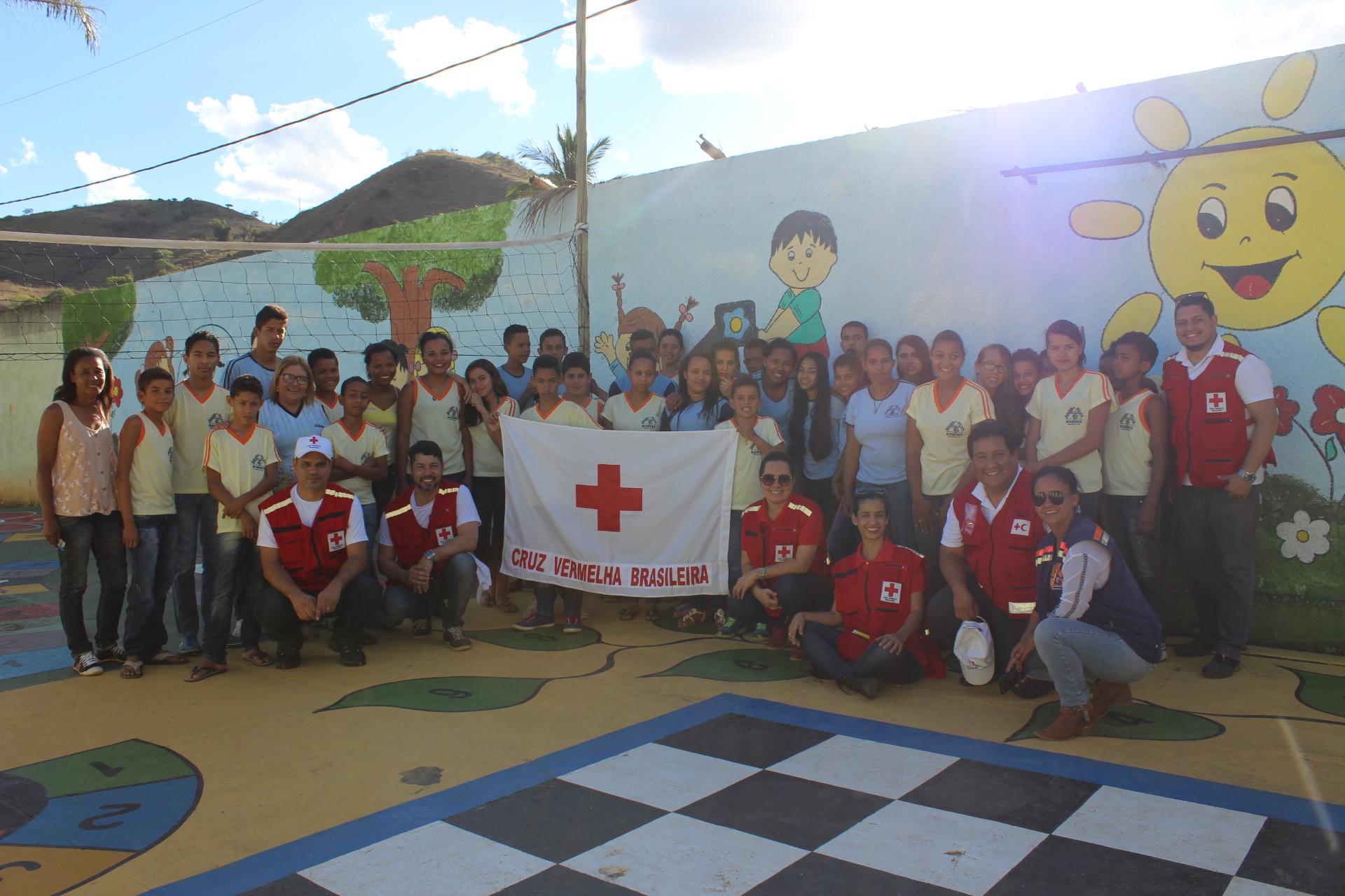 Cruz Vermelha Brasileira finaliza ação contra Febre Amarela no Vale do Mucuri (8)