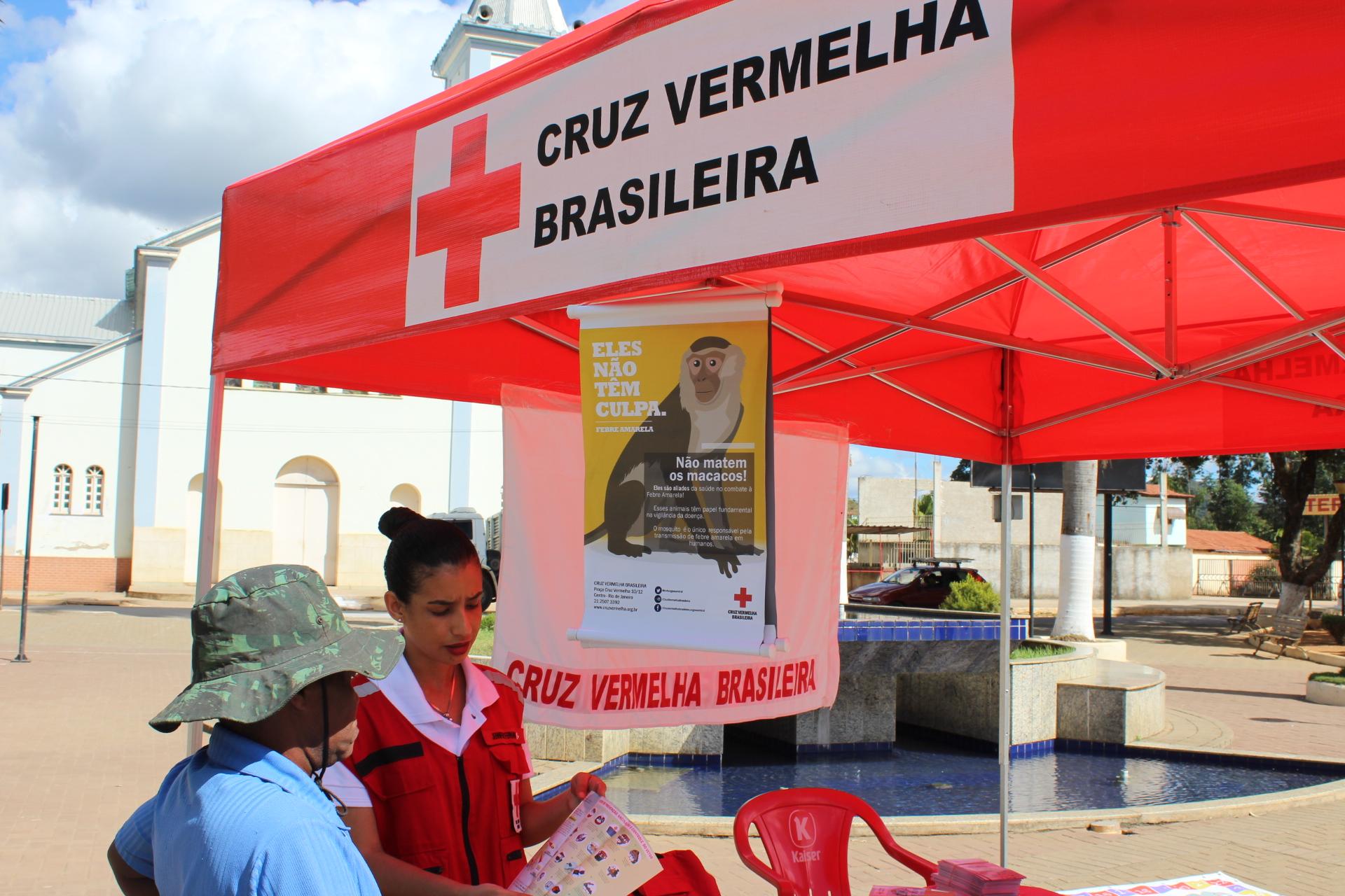 Cruz Vermelha Brasileira finaliza ação contra Febre Amarela no Vale do Mucuri (9)