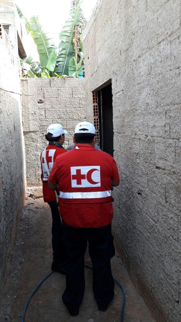 Cruz Vermelha Brasileira atua no combate à febre amarela em Belo Horizonte (1)