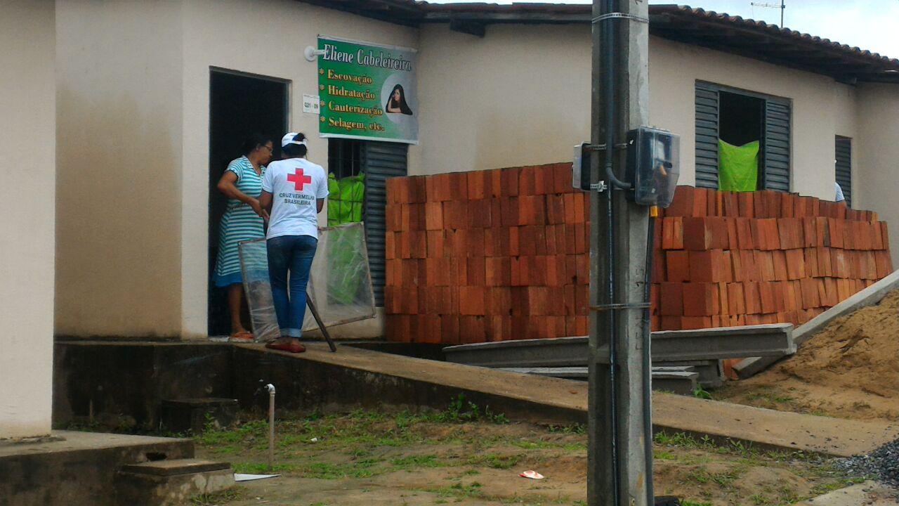 Cruz Vermelha Brasileira prossegue com ações de ajuda humanitária no Nordeste (2)
