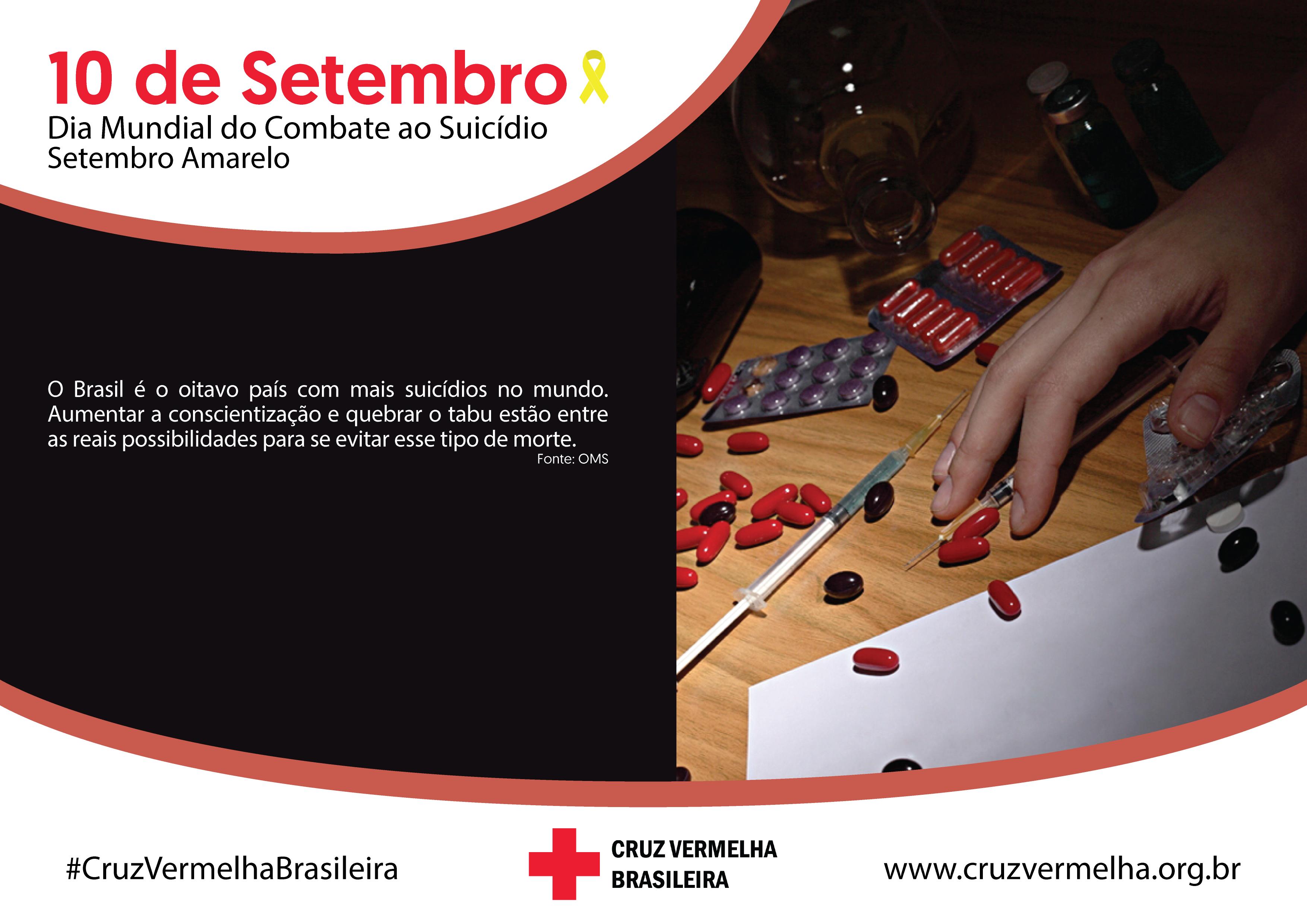 Cruz Vermelha Brasileira participa do Setembro Amarelo (3)