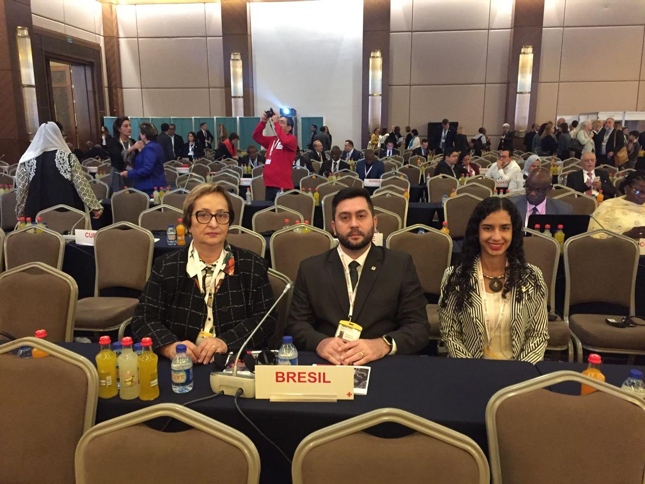 Cruz Vermelha Brasileira participa de reunião de líderes do Movimento Internacional (3)