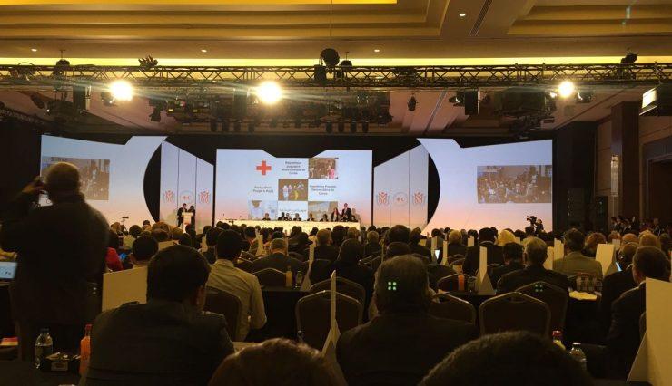 Cruz Vermelha Brasileira participa de reunião de líderes do Movimento Internacional (4)