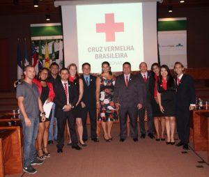 Diretoria da Cruz Vermelha Brasileira Amazonas