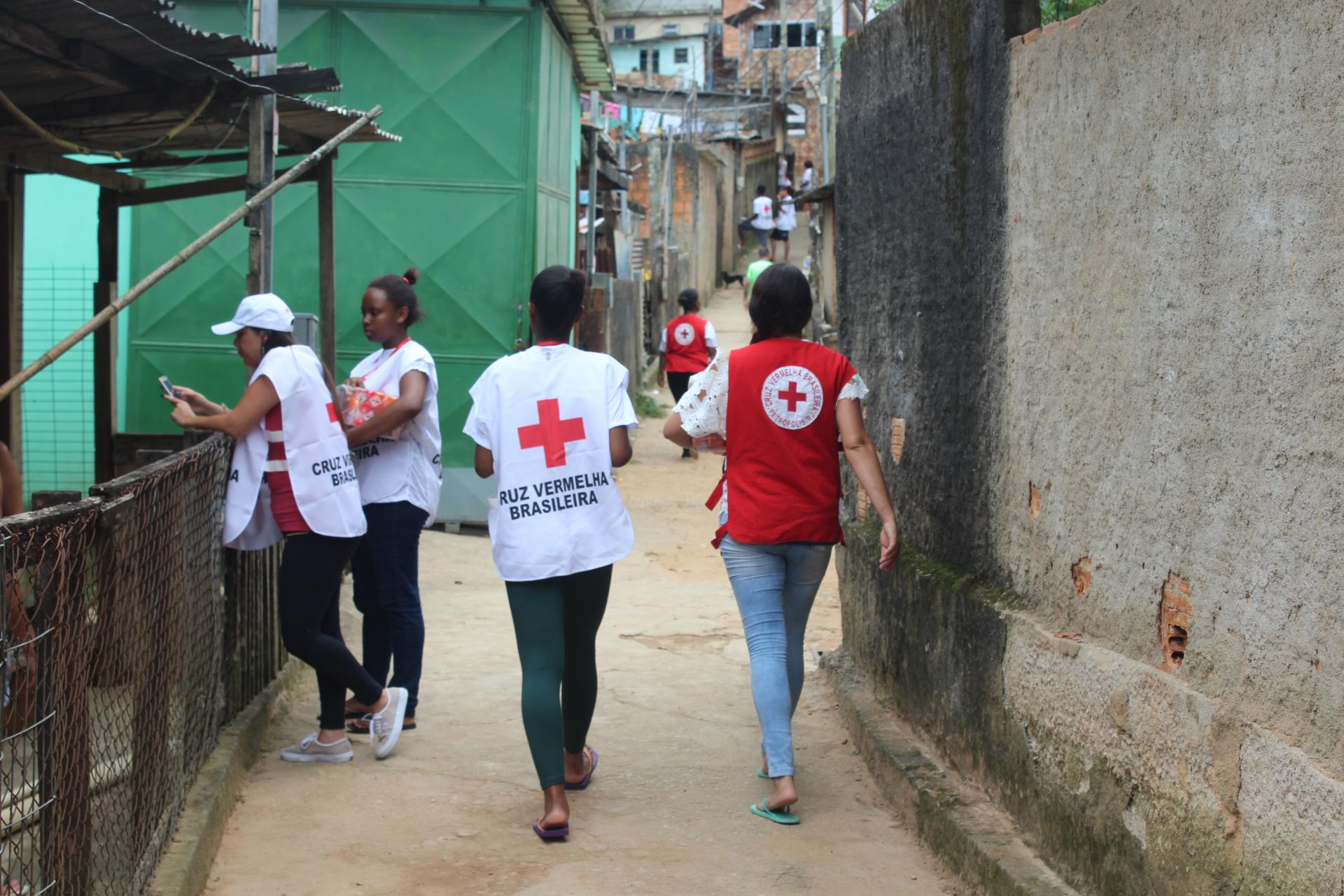 Cruz Vermelha Brasileira intensifica trabalhos na luta contra a Febre Amarela (2)