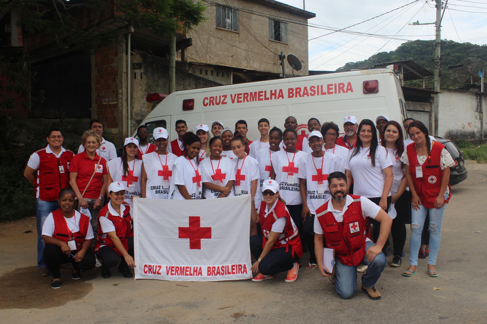 Cruz Vermelha Brasileira intensifica trabalhos na luta contra a Febre Amarela (4)