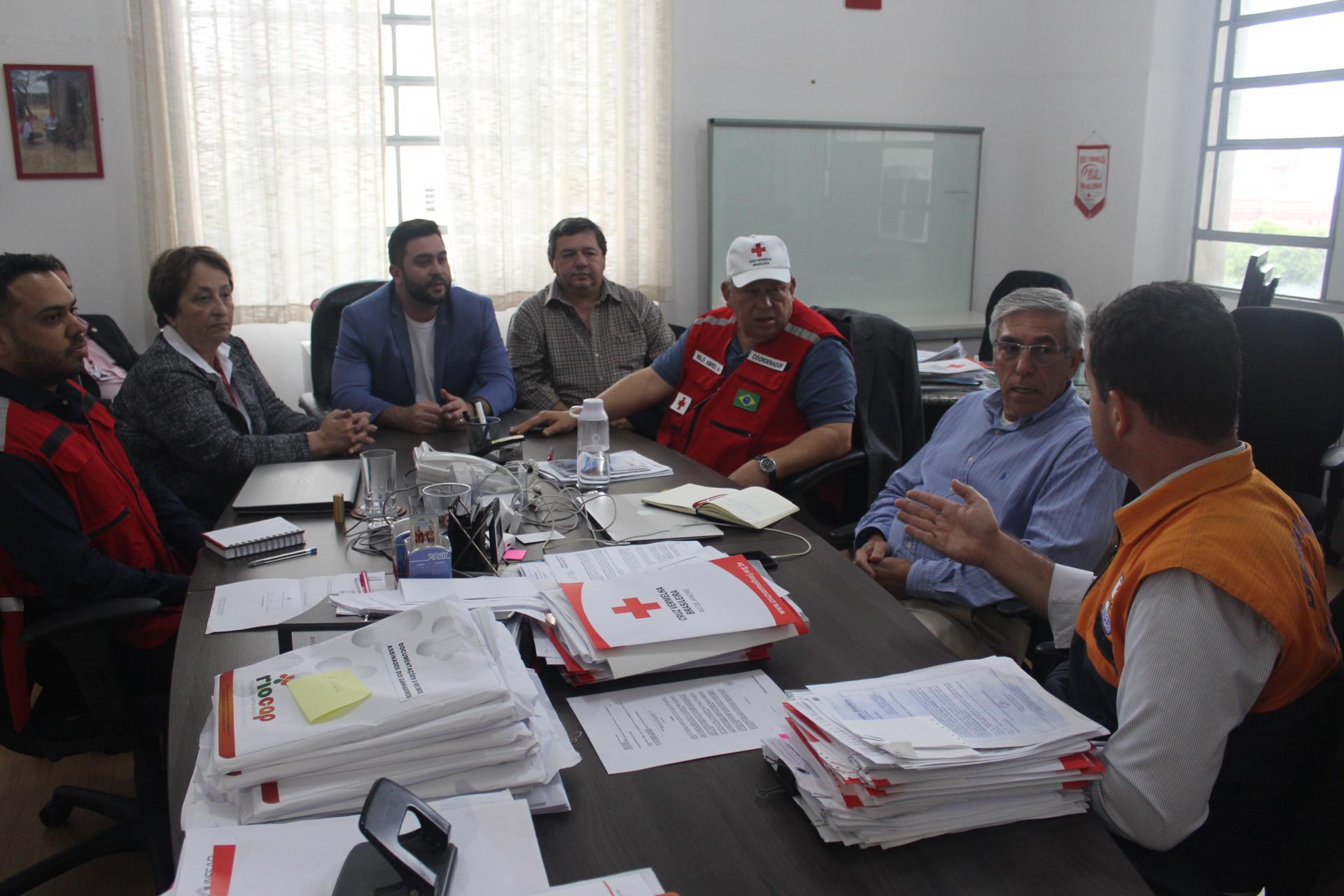 Cruz Vermelha Brasileira e Defesa Civil unidas contra a febre amarela (3)