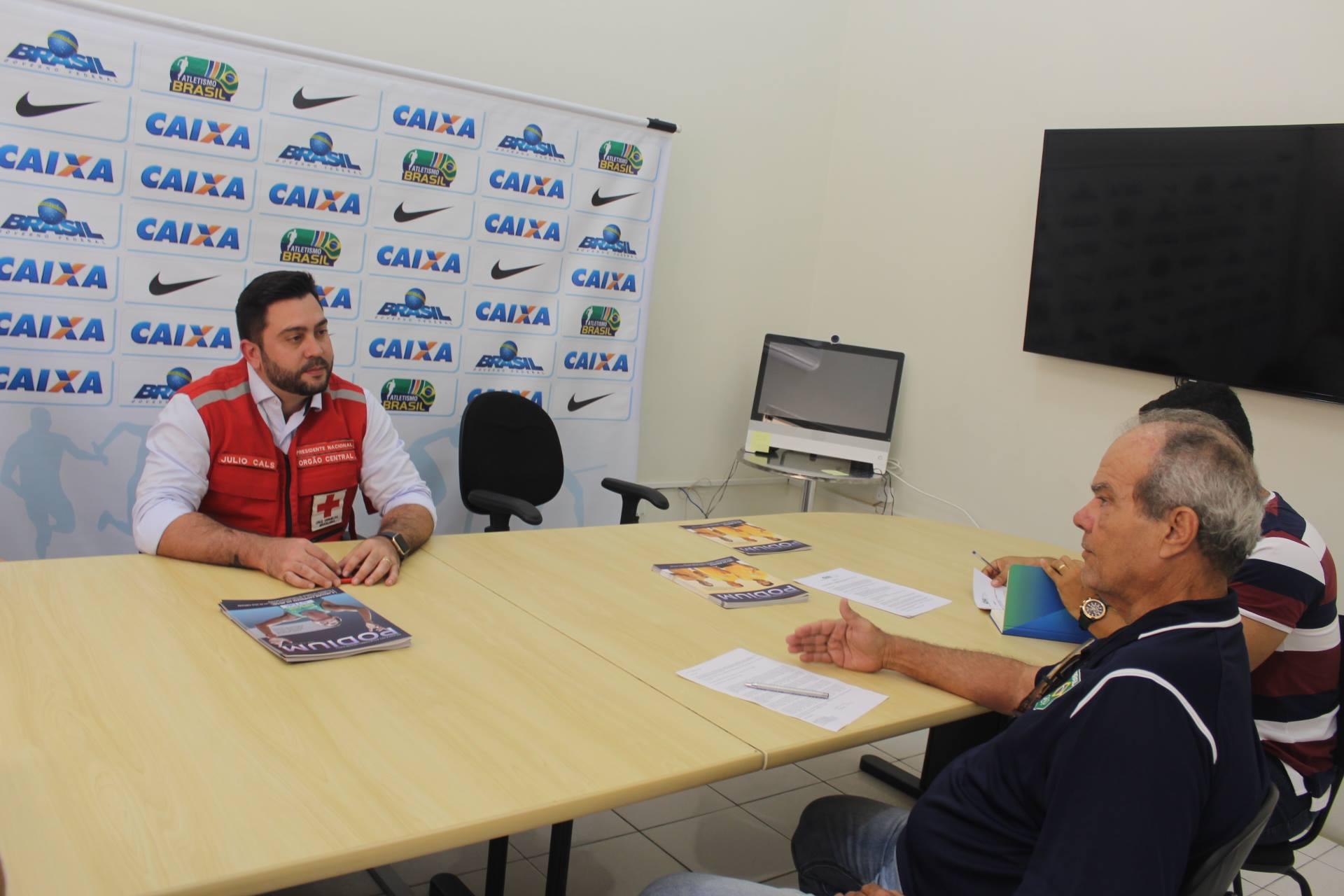 Cruz Vermelha Brasileira encerra compromissos em São Paulo com resultados positivos (1)