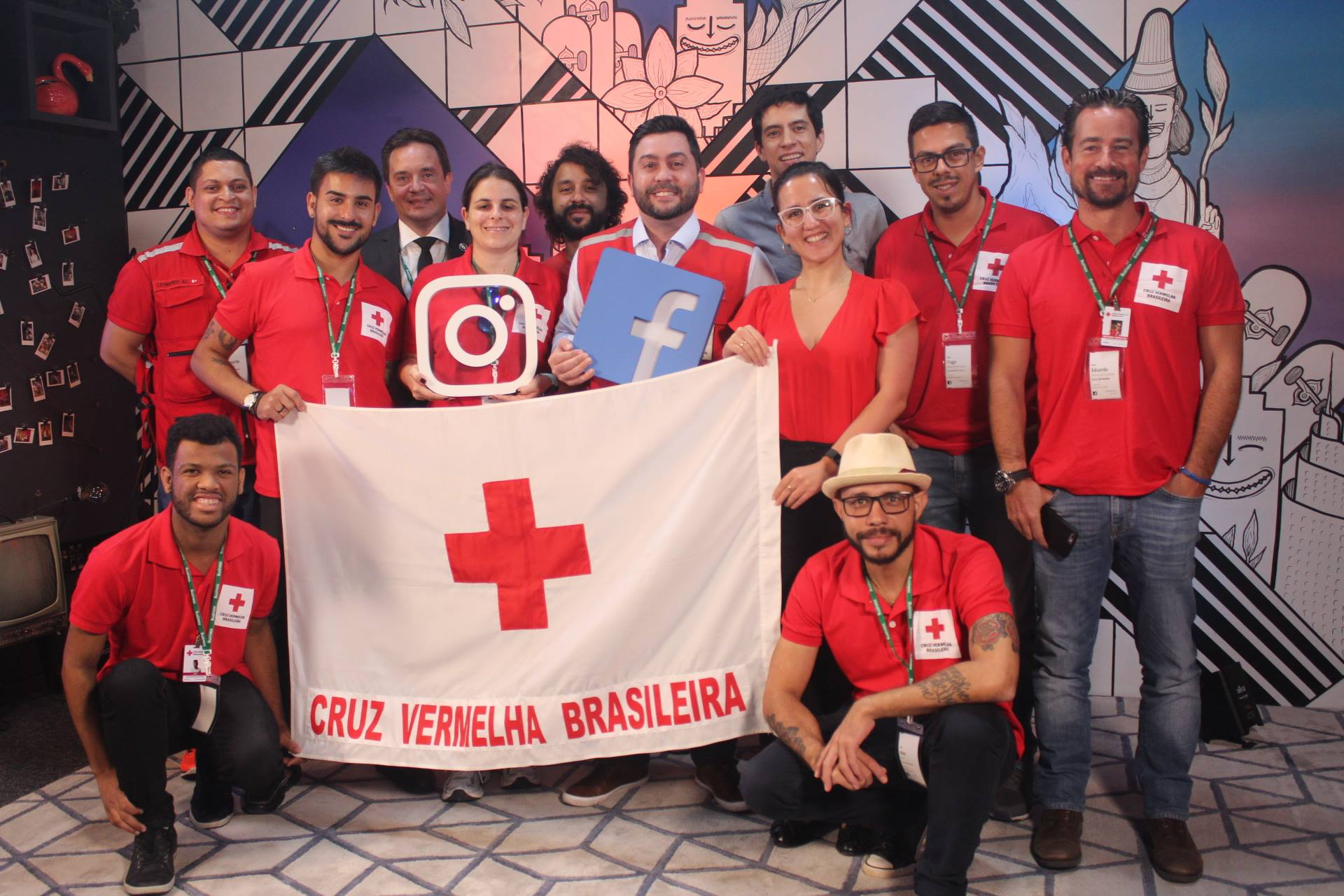 Cruz Vermelha Brasileira encerra compromissos em São Paulo com resultados positivos (5)