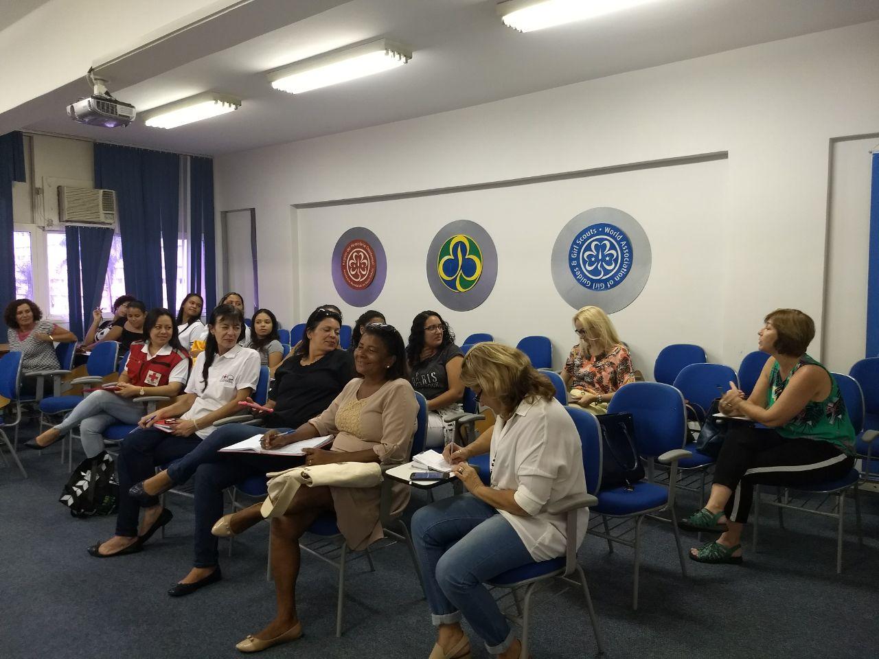 Cruz Vermelha Brasileira participa da primeira reunião de 2018 de combate à tuberculose (2)