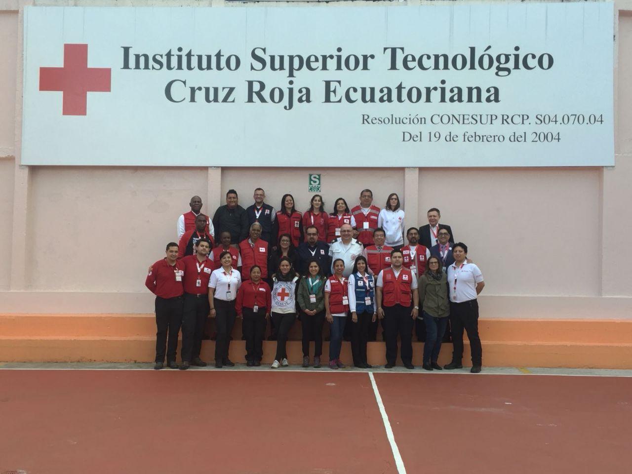 Primeiro Foro Regional para o fortalecimento da Atenção Pré Hospitalar nas Sociedades Nacionais da Cruz Vermelha (2)