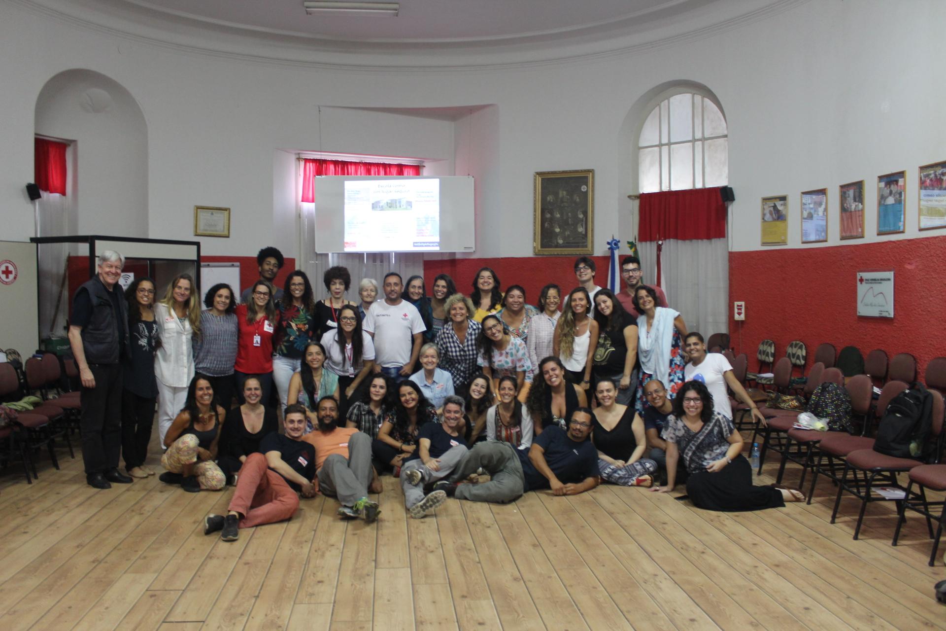 CVB promove Seminário de Pedagogia de Emergência (1)