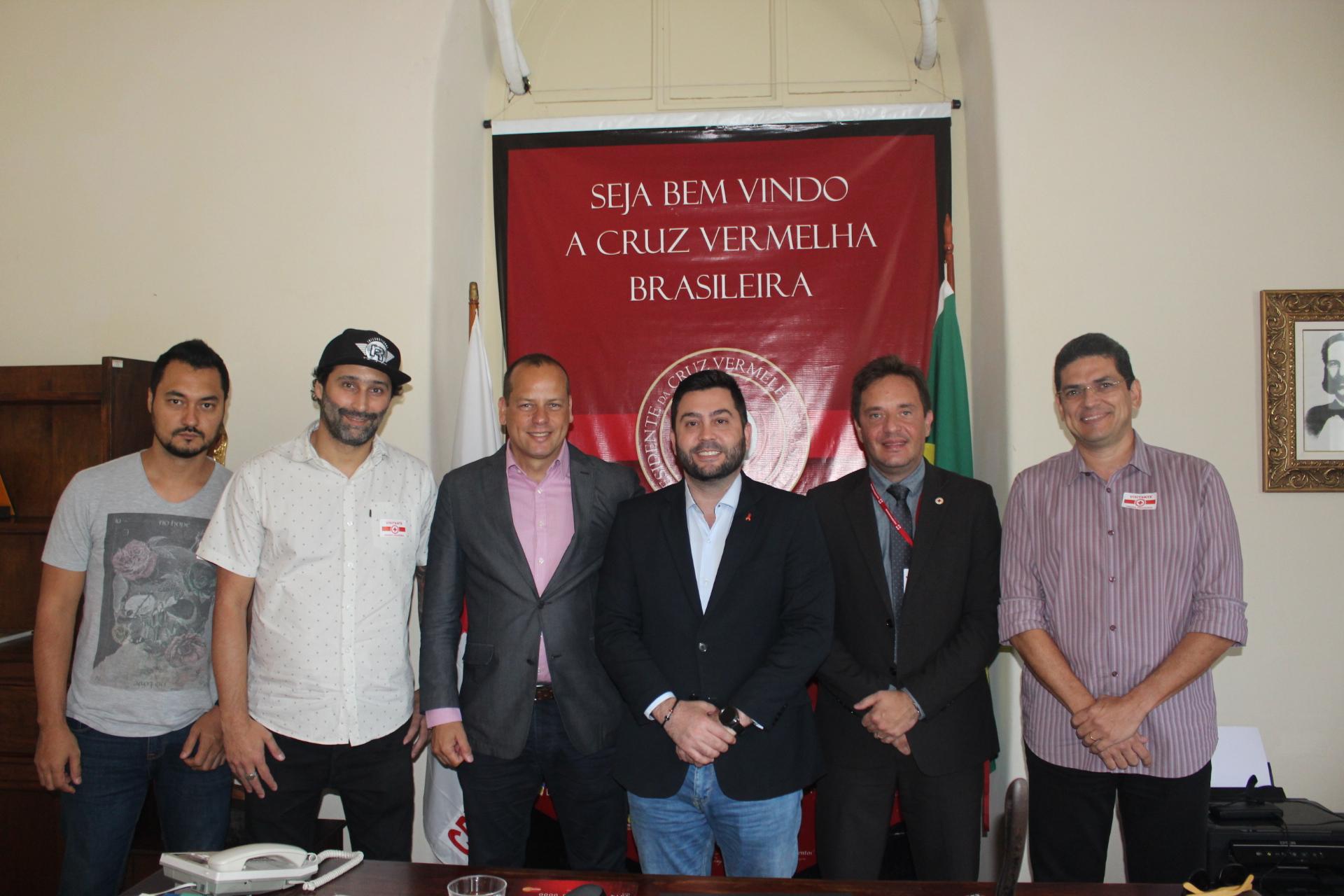UFC e Cruz Vermelha Brasileira estabelecem parceria para evento no Rio de Janeiro (1)
