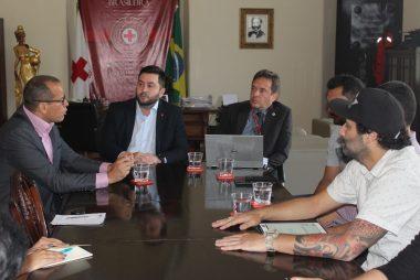 UFC e Cruz Vermelha Brasileira estabelecem parceria para evento no Rio de Janeiro (2)