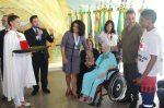 Cruz Vermelha Brasileira homenageia enfermeira que cuidou de feridos na Segunda Guerra Mundial (2)