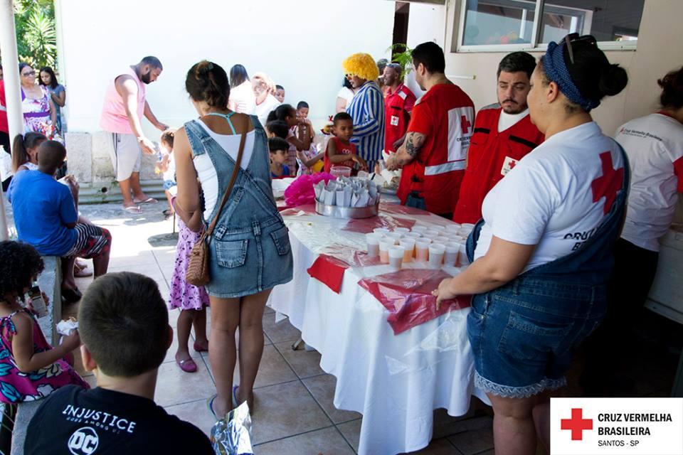 Filiais Da Cruz Vermelha Brasileira Celebram Páscoa Solidária (2)