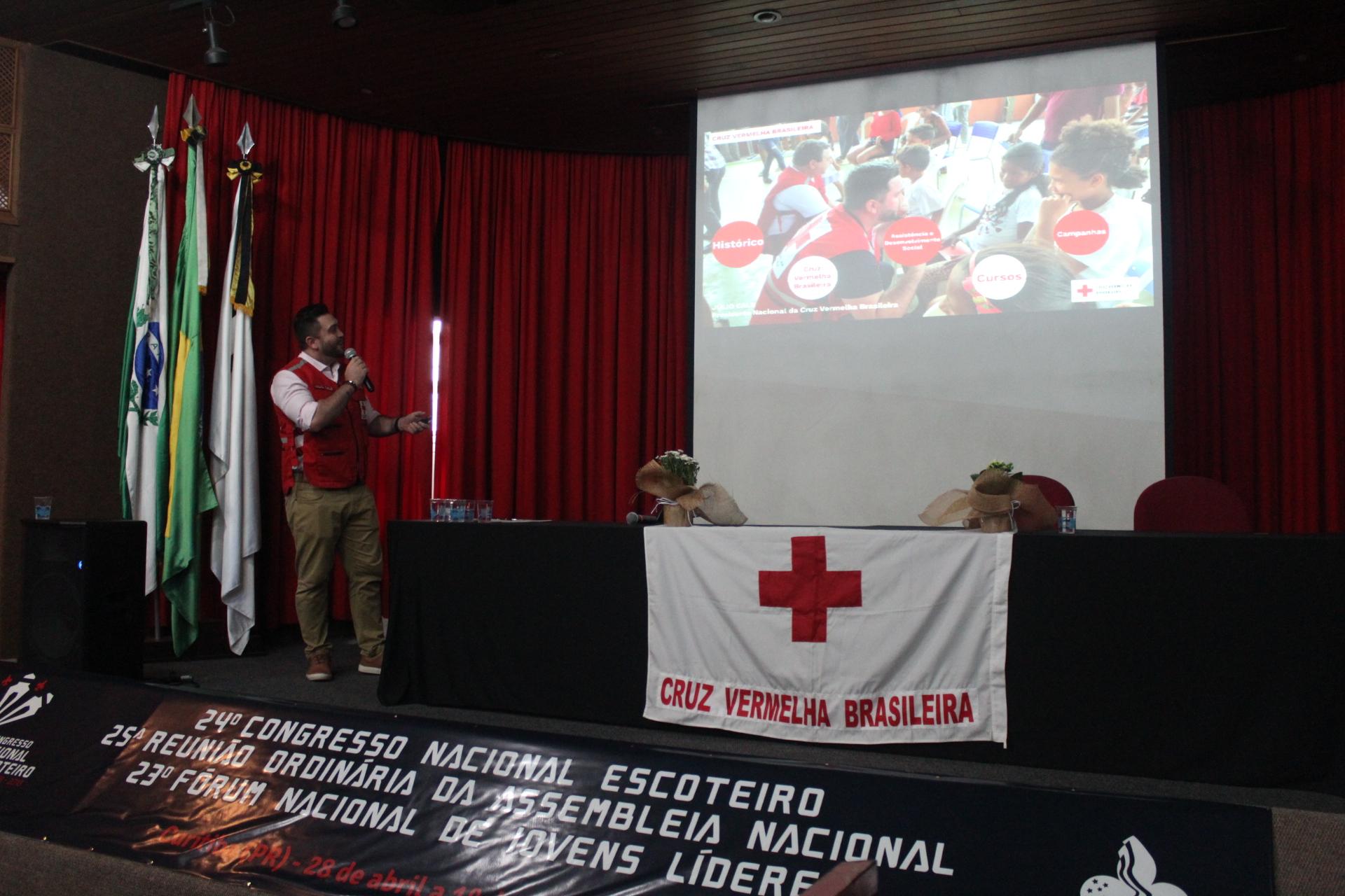 Cruz Vermelha Brasileira e Escoteiros do Brasil divulgam Protocolo de Relacionamento para parceria entre instituições (2)