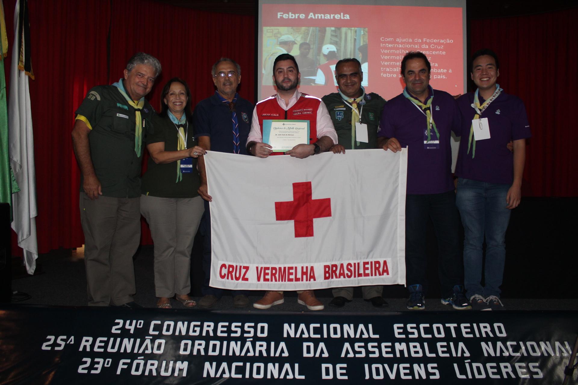 Presidente da Cruz Vermelha Brasileira cumpre agenda no Paraná (6)
