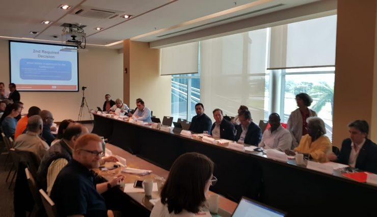 Cruz Vermelha Brasileira participa de reunião do Comitê Regional Interamericano da Federação Internacional Da Cruz Vermelha (3)