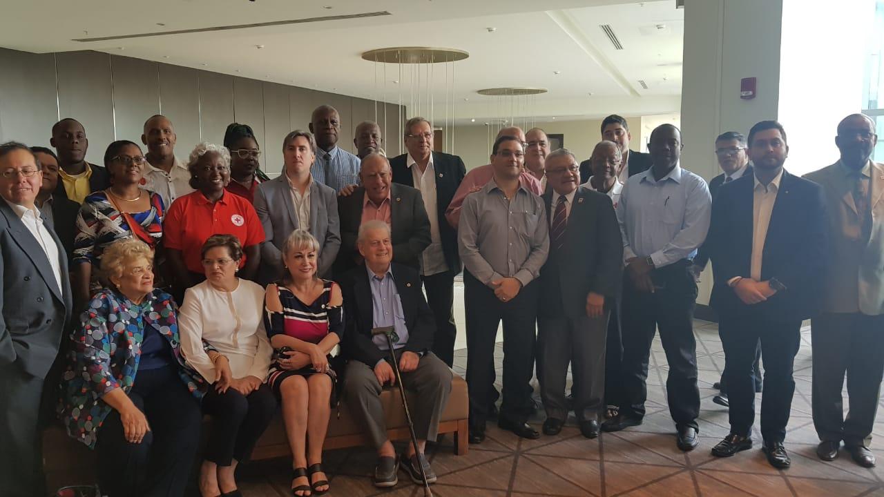 Cruz Vermelha Brasileira participa de reunião do Comitê Regional Interamericano da Federação Internacional Da Cruz Vermelha (4)