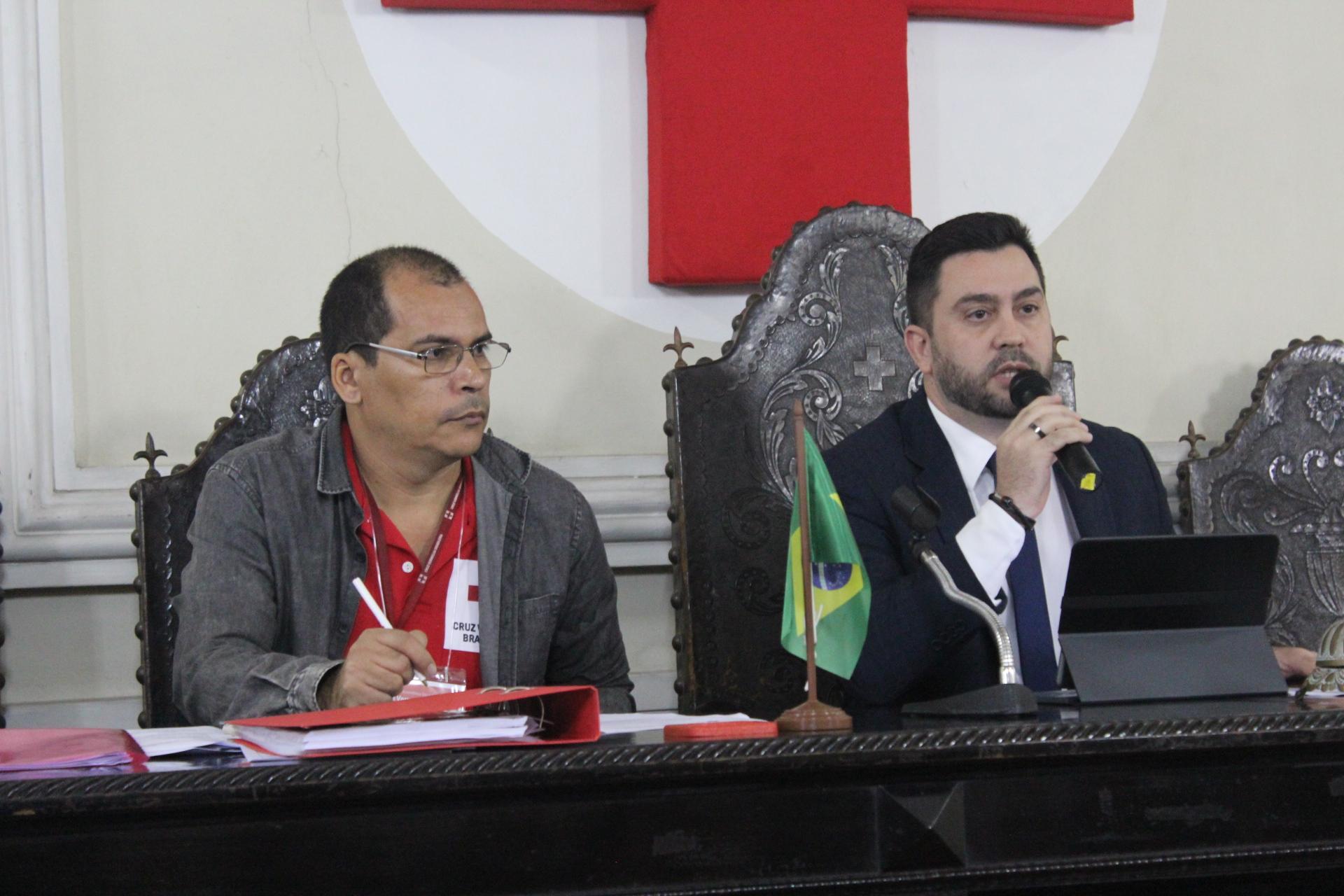 Cruz Vermelha Brasileira reúne presidentes e conselheiros nacionais em Assembleia Geral no Rio de Janeiro (1)