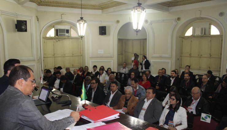 Cruz Vermelha Brasileira reúne presidentes e conselheiros nacionais em Assembleia Geral no Rio de Janeiro (3)
