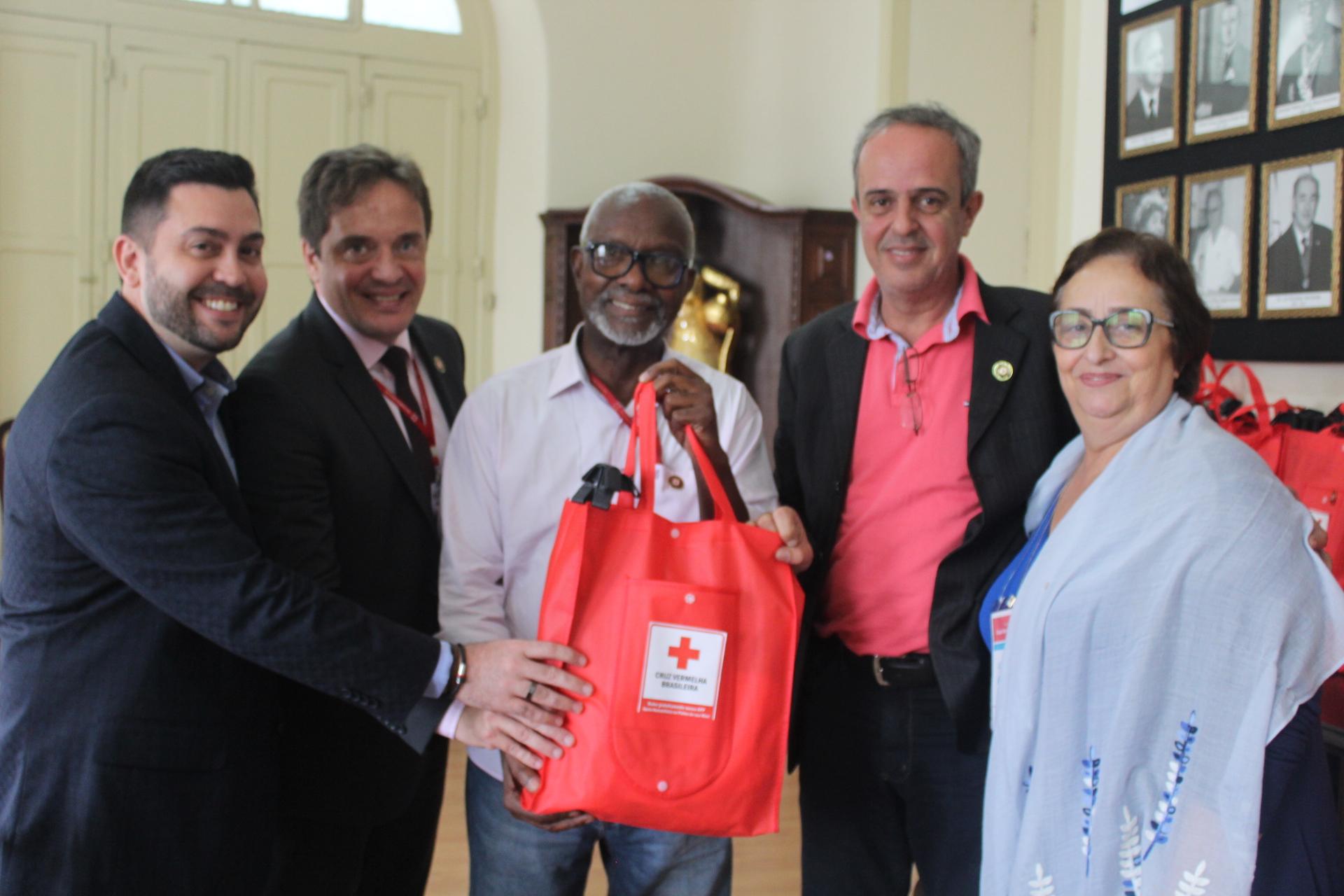 Cruz Vermelha Brasileira reúne presidentes e conselheiros nacionais em Assembleia Geral no Rio de Janeiro (5)