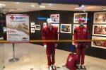 1ª Exposição Itinerante Internacional da Cruz Vermelha Brasileira chega ao Ceará