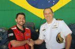 Marinha do Brasil faz doação à filial do Rio de Janeiro da Cruz Vermelha Brasileira (1)