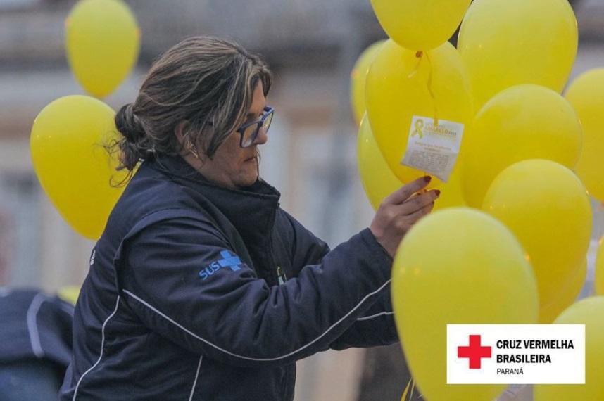Setembro Amarelo Cruz Vermelha Brasileira na luta pela prevenção contra o suicídio (3)