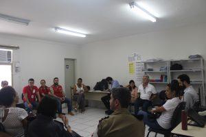 Cruz Vermelha Brasileira participa de reunião com equipe de Saúde Mental do município de Brumadinho – MG (1)