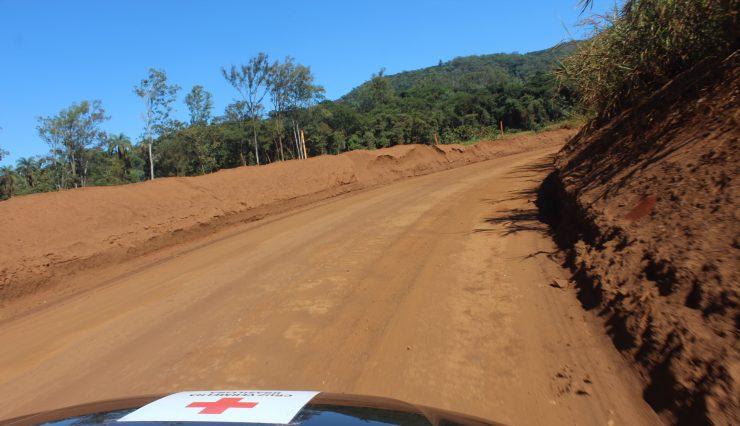 Cruz Vermelha Brasileira segue atuando em Brumadinho (1)