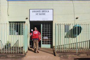 Cruz Vermelha Brasileira segue atuando em Brumadinho (3)