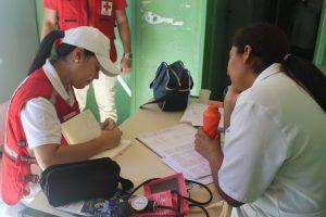 Cruz Vermelha Brasileira segue atuando em Brumadinho (4)