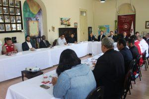 Encontro no Rio de Janeiro reúne presidentes de filiais estaduais da Cruz Vermelha Brasileira (1)