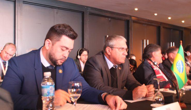 Cruz Vermelha Brasileira fortalece Sociedade Nacional durante XXI Conferencia Interamericana (1)