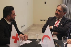 Cruz Vermelha Brasileira fortalece Sociedade Nacional durante XXI Conferencia Interamericana (3)