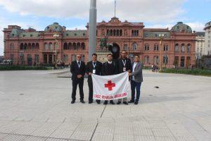 Cruz Vermelha Brasileira fortalece Sociedade Nacional durante XXI Conferencia Interamericana (4)