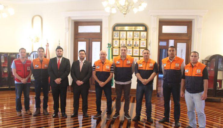 Cruz Vermelha Brasileira e Corpo de Bombeiros do Rio de Janeiro estudam novas parcerias (3)