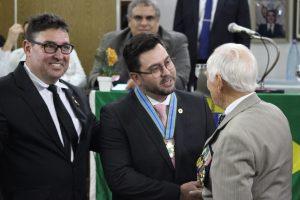 Presidente da Cruz Vermelha Brasileira é homenageado em solenidade pela Associação dos Ex-Combatentes do Brasil e pela Associação Brasileira das Forças Internacionais (3)