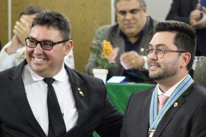 Presidente da Cruz Vermelha Brasileira é homenageado em solenidade pela Associação dos Ex-Combatentes do Brasil e pela Associação Brasileira das Forças Internacionais (5)